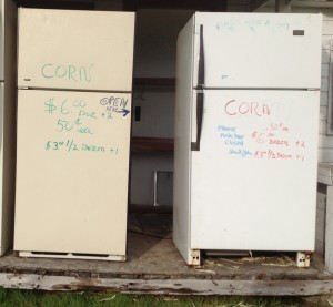 NH corn refridge